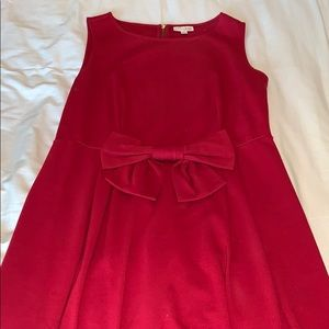 Mason Jules Red Bow Dress